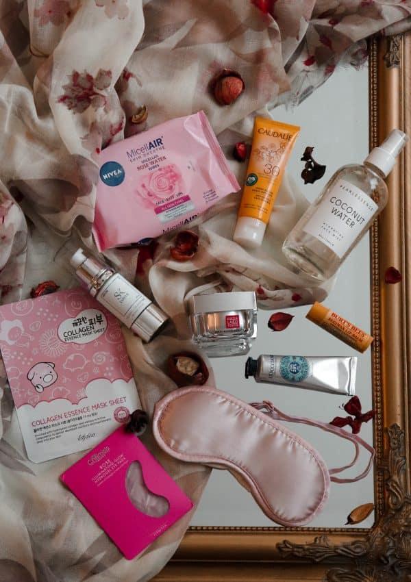 9 Travel Skincare Essentials