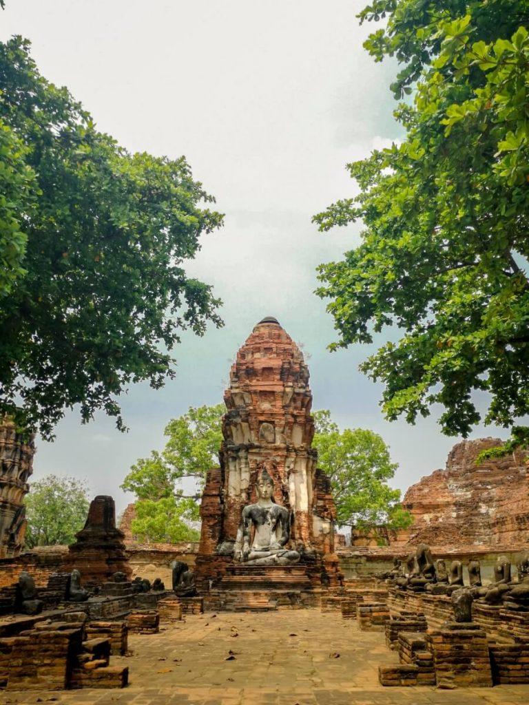 Ayutthaya - Day-Trip from Bangkok