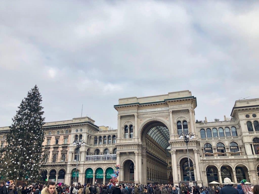 48 Hours in Milan - Galleria Vittorio Emanuele II