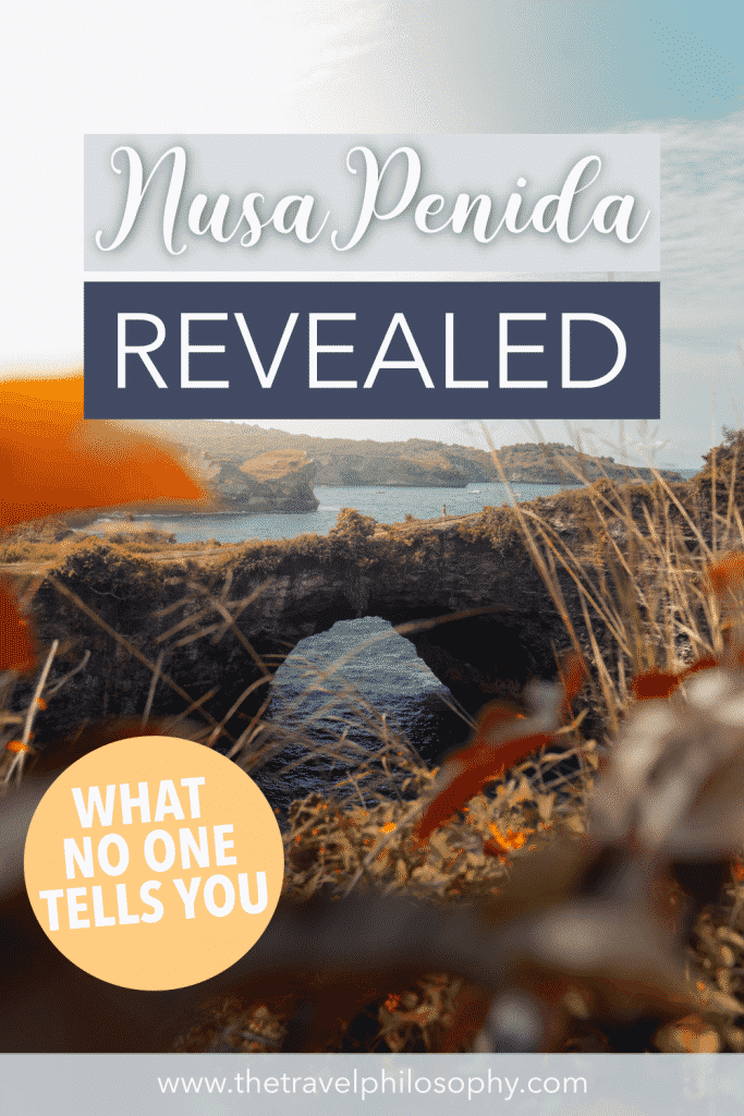 Is Nusa Penida worth it? Find out if one of the most instagrammable places in the world is worth a day or two out of your Bali itinerary.