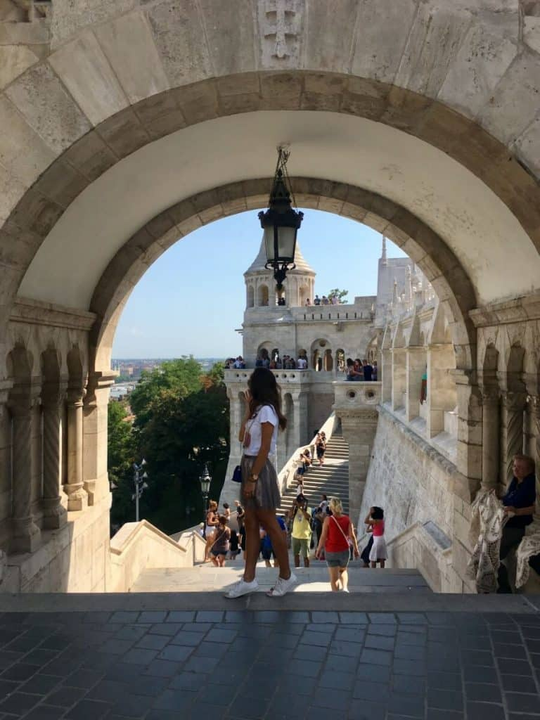 Fisherman's Bastion - Budapest Weekend Guide