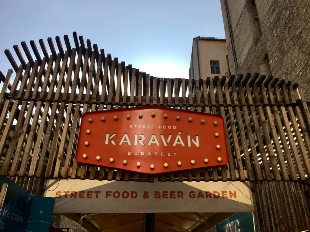 Karavan Street Food - Budapest Weekend Guide
