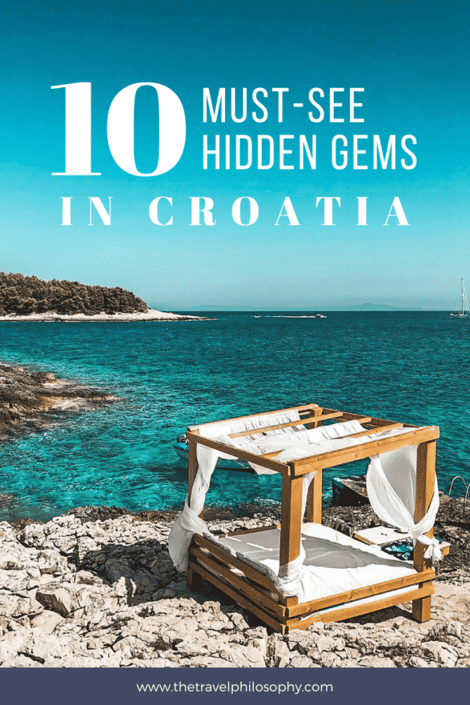 10 Must-See Hidden Gems in Croatia
