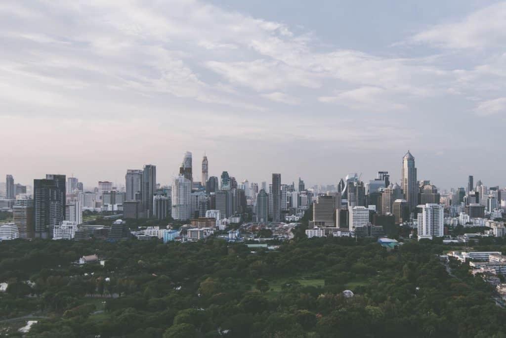 Lumphini Park | 10 Reasons I Love Bangkok