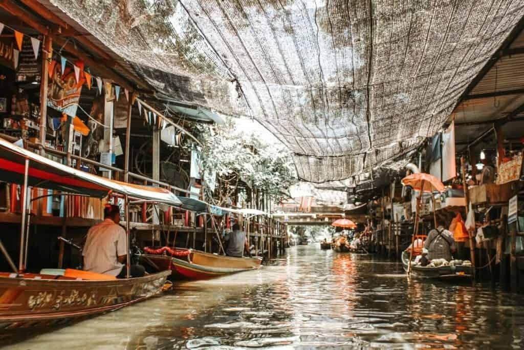 Bangkok canals | 10 Reasons I Love Bangkok