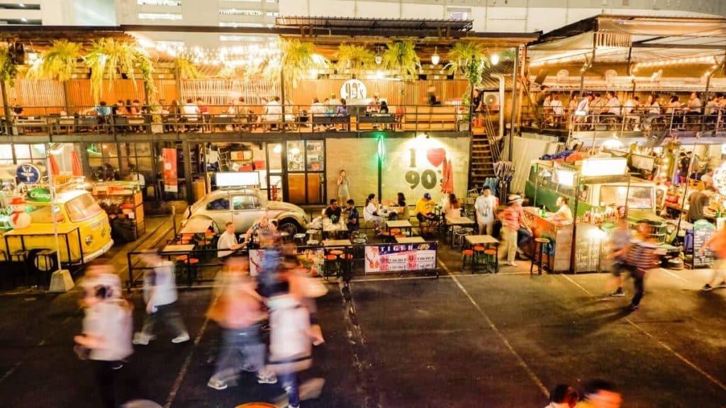 Bangkok Night Market | 10 Reasons I Love Bangkok