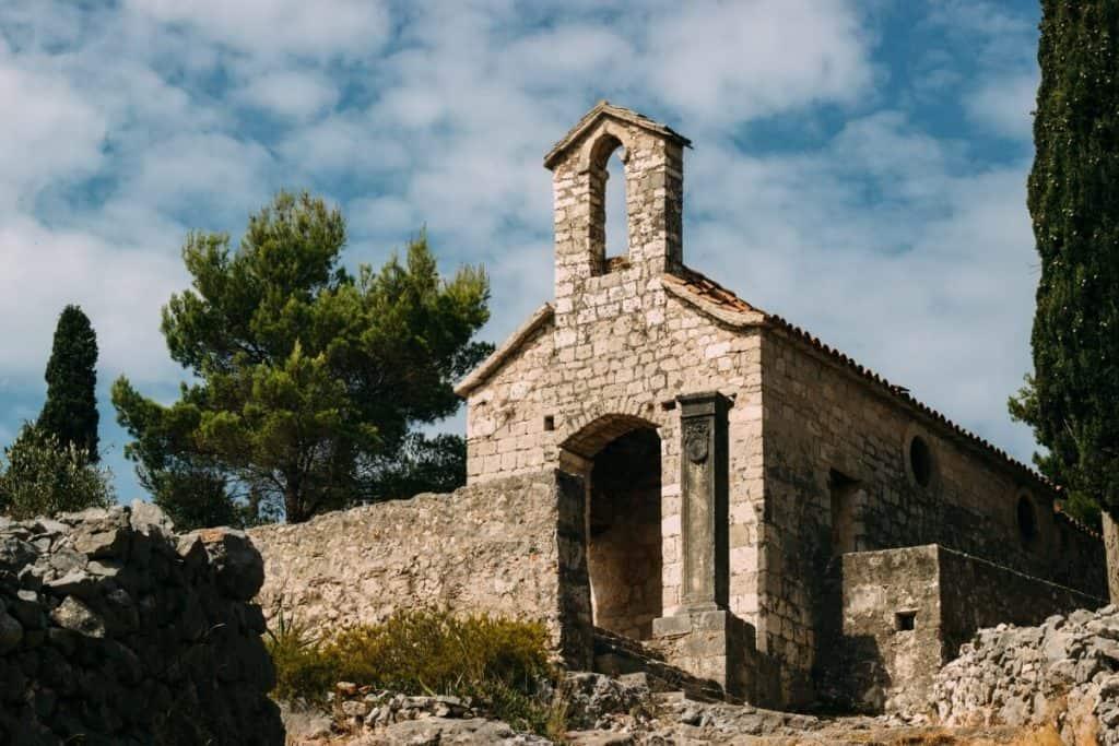 Hvar Inland Villages