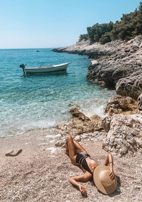 The Best Beaches on Hvar Island Croatia