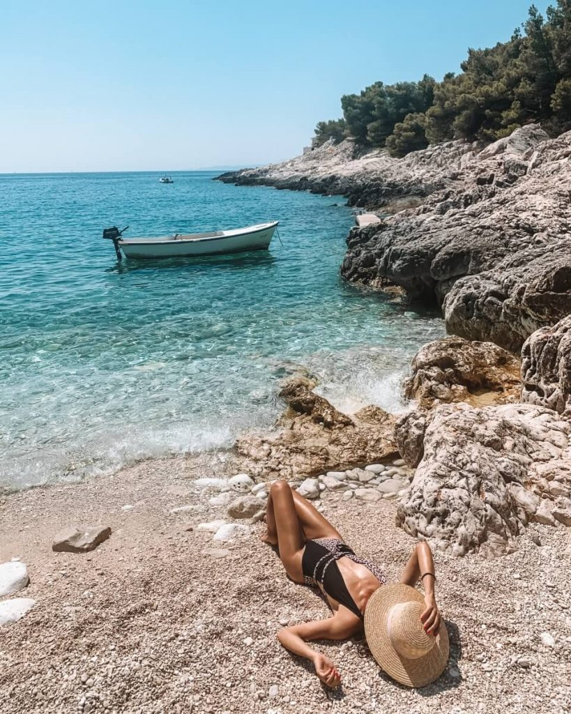 The Best Beaches on Hvar Island Croatia