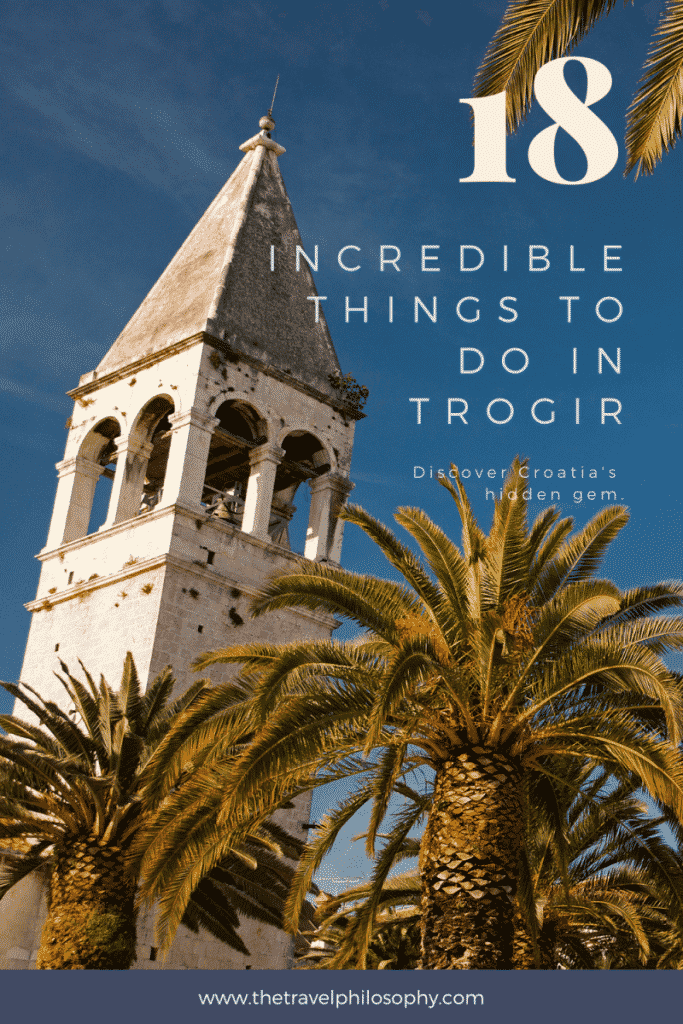 18 Incredible Things to Do in Trogir, Croatia
