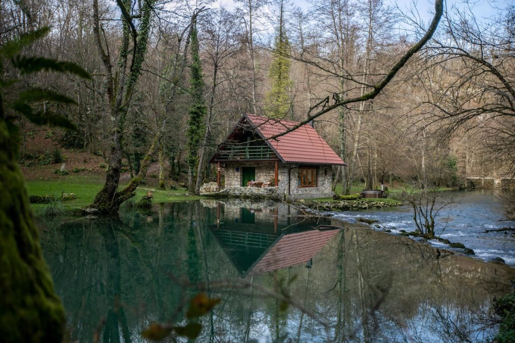Bistrica Cottage, one of the coolest Airbnbs in Croatia