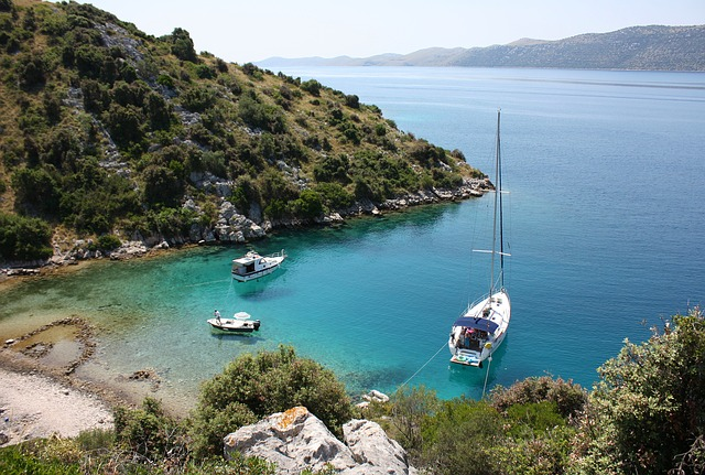 Croatia island hopping tours