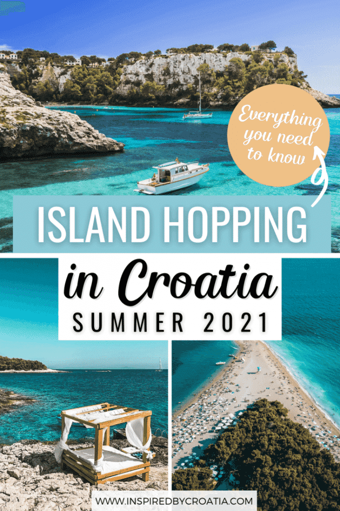 Croatia Island Hopping Guide