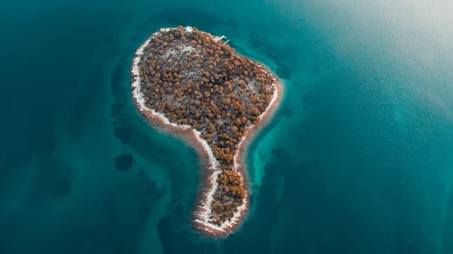 Island in Croatia