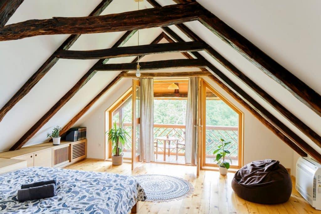 Mandala House Ekodrom Estate | One of the coolest Airbnbs in Croatia