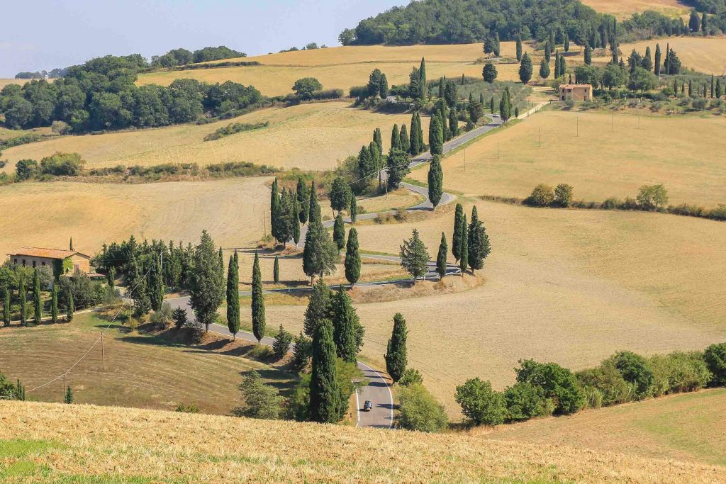 Best Summer Road Trips in Europe | Tuscany Road Trip