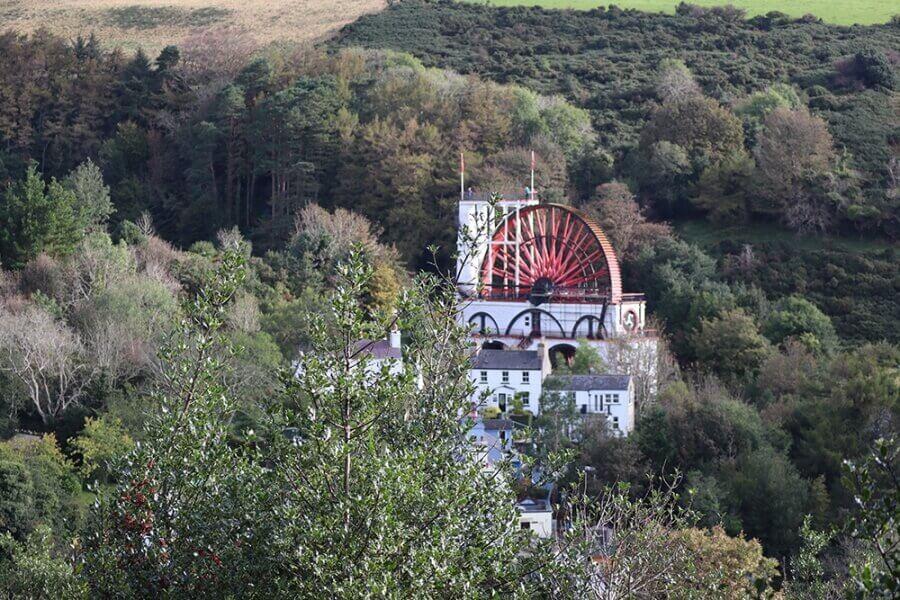 Laxey Wheel | Best Summer Road Trips in Europe | Isle of Man