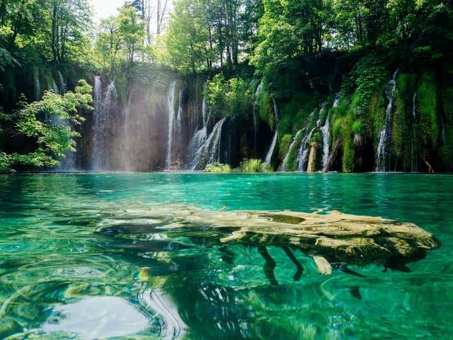 Plitvice Lakes or Krka National Park?