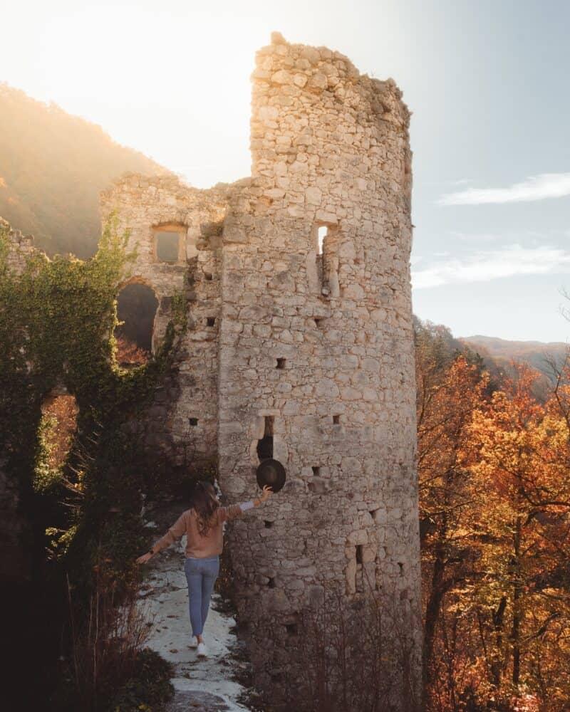 Stari Grad Samobor castle ruins