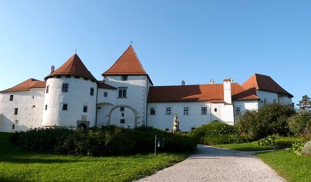 Varazdin Castle Croatia